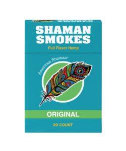 shaman smokes