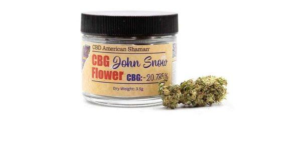 CBG Flower